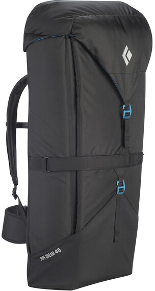Black Diamond Pipe Dream 45 Climbing-Backpack Black